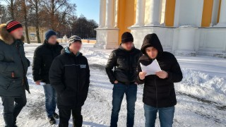 прогулки по Кремлевскому валу