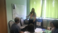 Презентация и мастер-класс в РОКНД