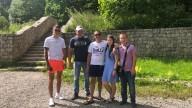 Прогулка на родину Есенина
